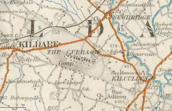 curragh-camp-map